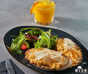 CAFE BRUNCH RESTAURANT ΚΟΡΥΔΑΛΛΟΣ WISH CAFE