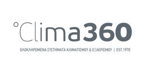 ΣΥΣΤΗΜΑΤΑ ΚΛΙΜΑΤΙΣΜΟΥ ΚΑΙ ΕΞΑΕΡΙΣΜΟΥ ΠΕΡΙΣΤΕΡΙ CLIMA 360