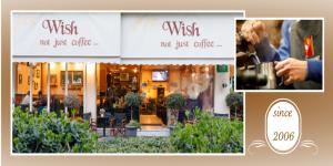JUST WISH – CAFE  SNACK BAR ΝΕΑ ΙΩΝΙΑ
